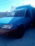 Ford Courier 20.07.2019