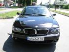 BMW 750 31.08.2019