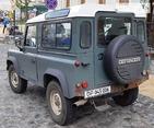 Land Rover Defender 25.08.2019