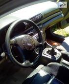 Audi A4 Limousine 10.06.2019