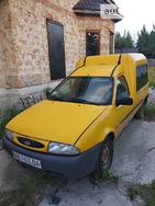 Ford Courier 19.06.2019