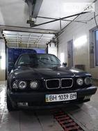 BMW 525 11.07.2019