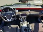 Chevrolet Camaro Convertible 18.08.2019
