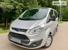 Ford Tourneo Custom 19.07.2019