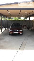 Daewoo Leganza 1998 Запорожье 2 л  седан механика к.п.