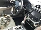 Toyota Camry 06.08.2019