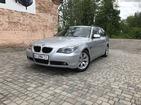 BMW 525 03.08.2019