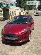 Ford Fiesta 20.08.2019