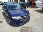 Dacia Sandero 03.08.2019