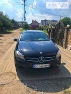 Mercedes-Benz A 180 06.09.2019