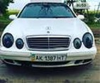 Mercedes-Benz CLK 320 24.07.2019