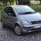 Mercedes-Benz A 140 2000 Луцк 1.4 л  седан механика к.п.