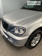 Mercedes-Benz ML 270 03.08.2019