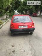 Ford Fiesta 1991 Тернополь 1.1 л  хэтчбек механика к.п.