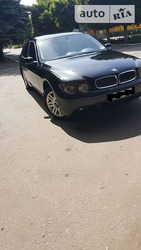 BMW 735 27.08.2019