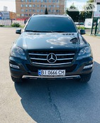 Mercedes-Benz ML 300 06.09.2019