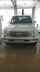 Toyota Land Cruiser 1999 Днепропетровск 4.2 л  внедорожник автомат к.п.