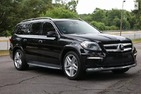 Mercedes-Benz GL 550 02.09.2019