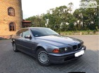 BMW 520 1996 Тернополь 2 л  седан автомат к.п.