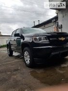 Chevrolet Colorado 04.09.2019