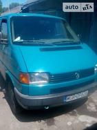 Volkswagen Transporter 2006 Тернополь 2.4 л  минивэн механика к.п.