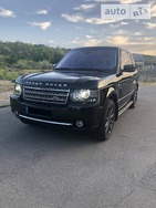 Land Rover Range Rover Supercharged 01.08.2019