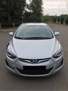 Hyundai Elantra 15.07.2019