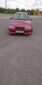 Opel Kadett 30.07.2019