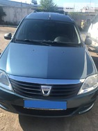 Dacia Logan 15.07.2019