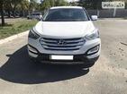 Hyundai Santa Fe 2013 Киев 2.2 л  внедорожник механика к.п.