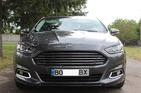 Ford Fusion 09.07.2019