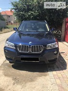 BMW X3 24.08.2019