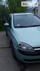 Opel Corsa 2001 Киев 1.7 л  хэтчбек механика к.п.
