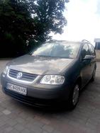 Volkswagen Touran 2005 Львов 1.9 л  минивэн механика к.п.