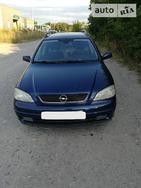 Opel Astra 2003 Тернополь 2 л  универсал механика к.п.