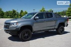 Chevrolet Colorado 13.08.2019