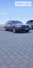 Mercedes-Benz CL 600 26.07.2019