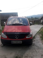 Mercedes-Benz Viano 31.07.2019