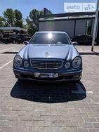 Mercedes-Benz E 220 03.08.2019