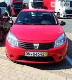 Dacia Sandero 12.07.2019