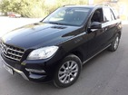 Mercedes-Benz ML 250 20.08.2019