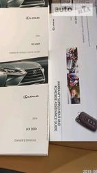 Lexus NX 200t 20.08.2019