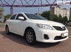 Toyota Corolla 2013 Киев 1.3 л  седан механика к.п.