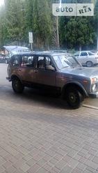 ВАЗ Lada 2131 20.07.2019