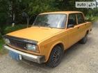 Lada 2105 1982 Черновцы 1.3 л  седан механика к.п.