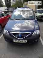 Dacia Logan MCV 25.07.2019