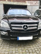 Mercedes-Benz GL 450 03.08.2019