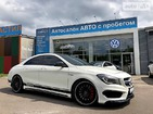 Mercedes-Benz CLA 45 AMG 13.08.2019