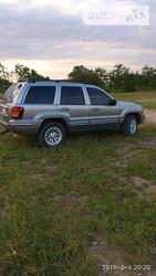 Jeep Grand Cherokee 26.07.2019