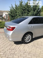 Toyota Camry 06.09.2019